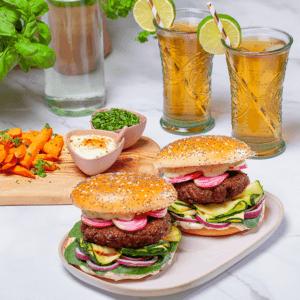 hopper burger